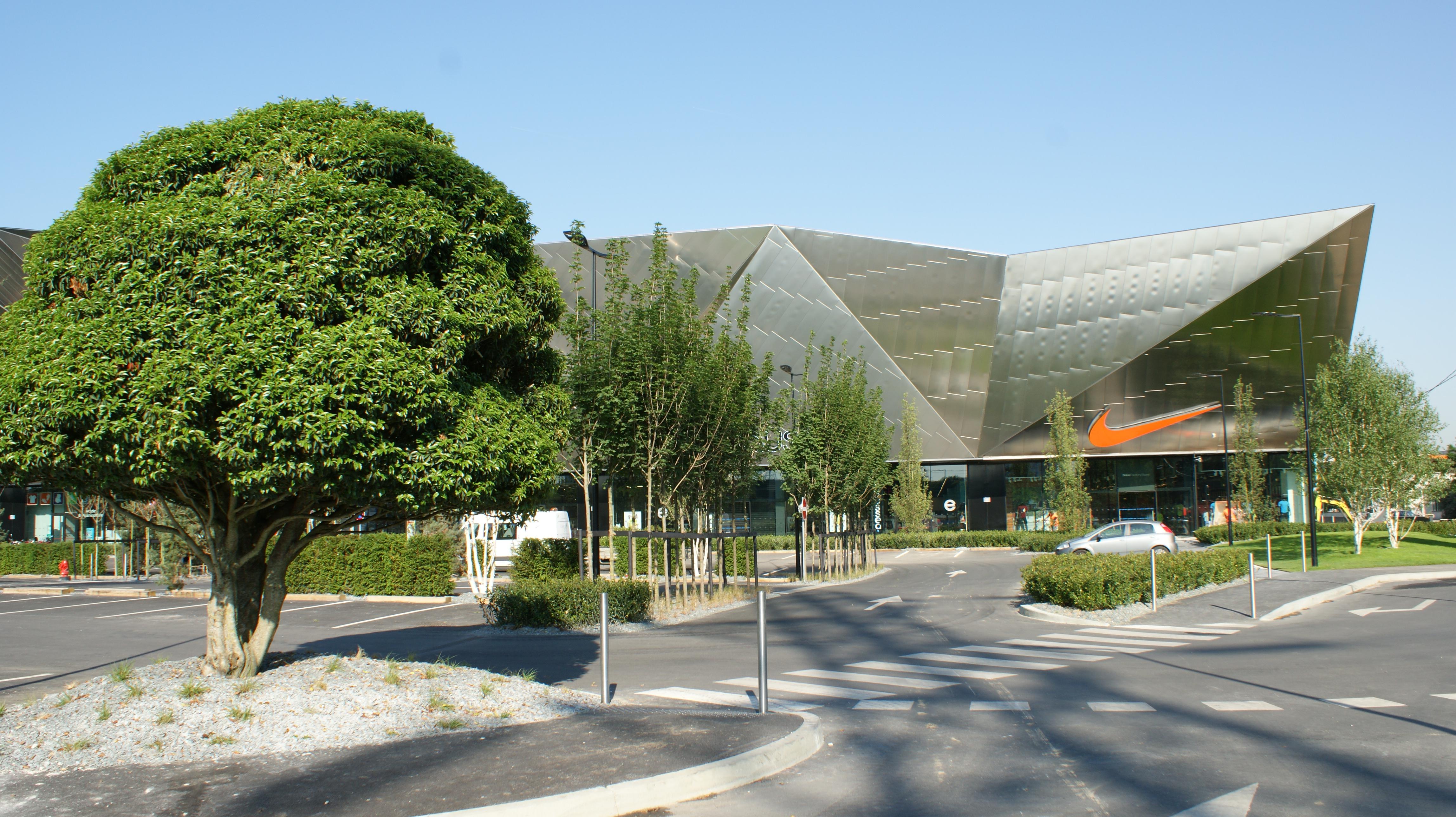 nouveau centre commercial gennevilliers