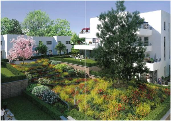 rueil malmaison nouveau programme immobilier espace d co. Black Bedroom Furniture Sets. Home Design Ideas