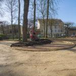 Préparation de Chantier - Parc Manchez