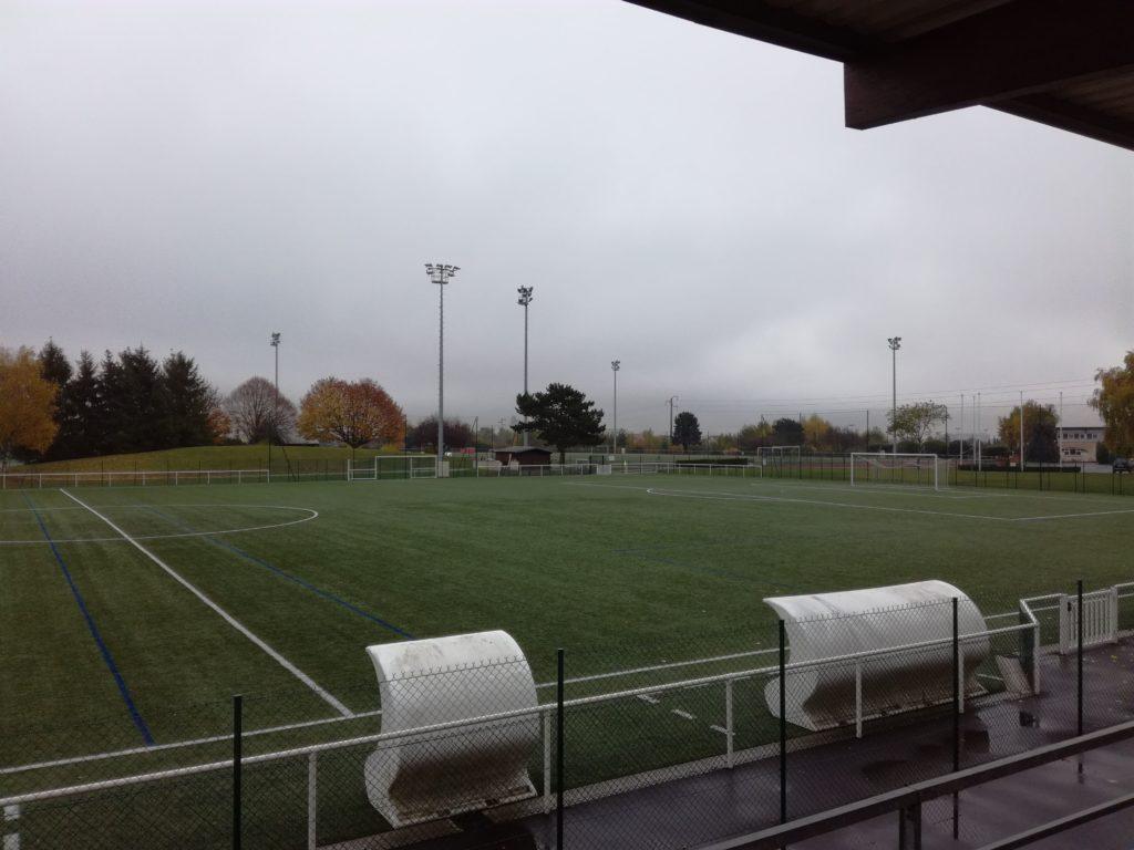 Stade Christian Léon à osny