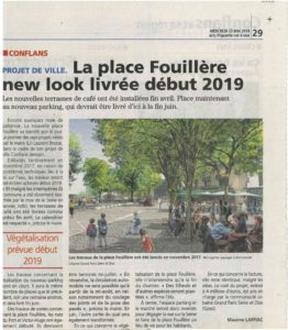 Article Place Fouillère